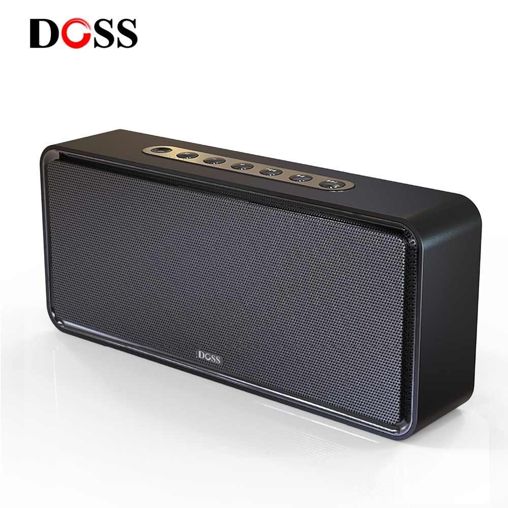 DOSS SoundBox XL Bluetooth Speaker Draadloze Draagbare Bluetooth Speakers 32W 3D Stereo Bold Bass Subwoofer Ondersteuning TF AUX