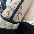 2015 Beautiful Sexy  Leather  Garter Belt  For Women Leg  Design Wedding Garter