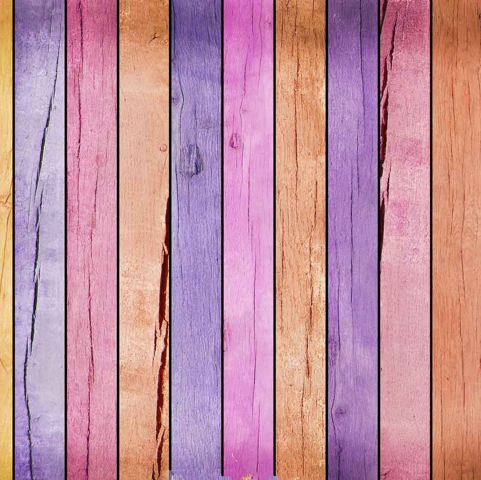 SHENGYONGBAO Art Cloth Custom Photography Backdrops Prop Wood Planks floral Theme Photo Studio Background SG19511 201 in Background from Consumer Electronics
