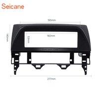 Seicane One Din Car Fascia Frame Mount Trim Kit Panel Bezel For Mazda 6 Atenza 2002 2003 2004 2005 2006 2007
