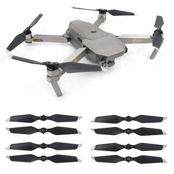 8 pcs 8331 Laag Geluidsniveau Propeller voor DJI Mavic PRO Platinum Camera Drone Ruisonderdrukking Blade Props Drone Vervanging Spare onderdelen