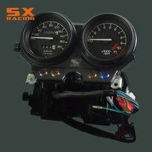 Velocímetro para bicicleta de calle, medidor de calibre, tacómetro, medidores para CB750 CB 750 1993 1994 1995 1993 1995