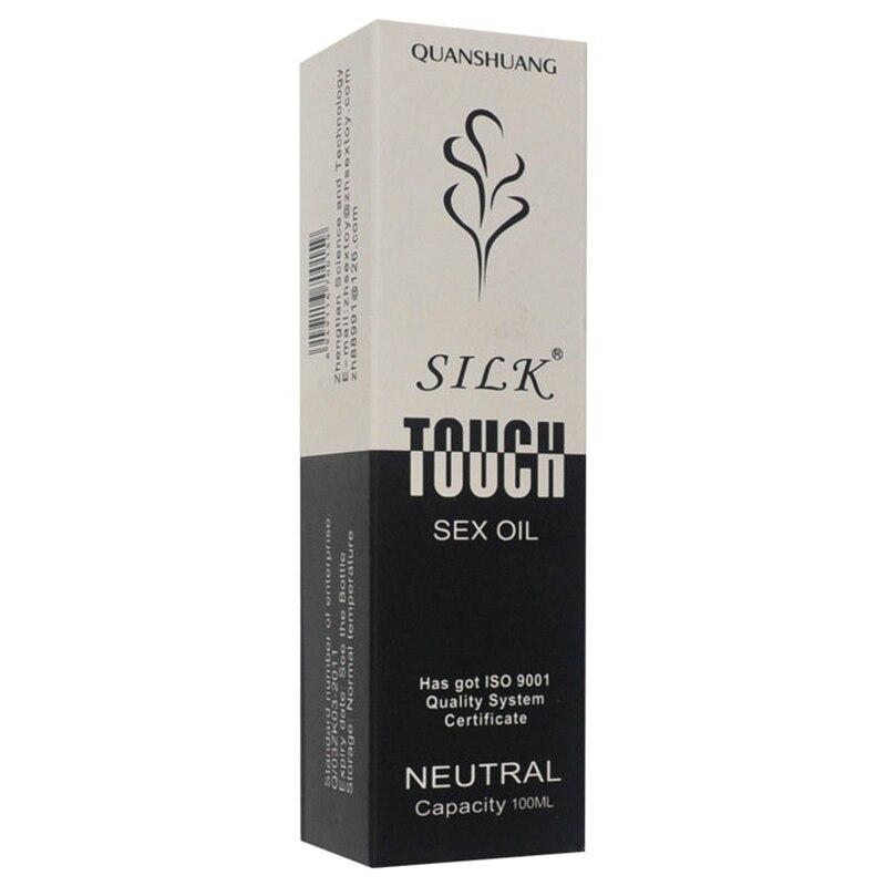 Silk Touch 100 Ml Lubrificanti Sex Cream Lubrificanti-8639