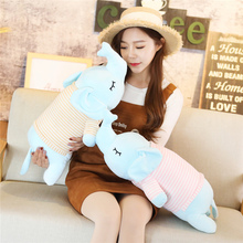 1 Set Elephant Plush Pillow Toys for Children Magic Kid Stuffed Baby Toy Adult Animal Blanket Large Doll Birthday Gift