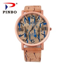 2017 Style Design Classic Wooden Grain Watches for Males Girls Informal Quartz Watch Fake Leather-based Unisex picket Wristwatch Sizzling Sale
