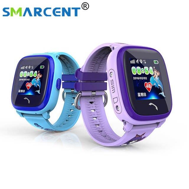 f07723504ffe placeholder DF25 niños teléfono GPS smart watch reloj de bebé nadar IP67  impermeable SOS llamada dispositivo de