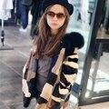 NEW High Quality Children Mink Fur Jacket coat Real Natural Mink fur coat Women Winter Mink Fur Coat