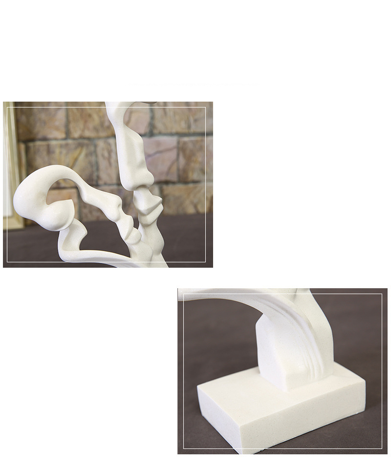Abstract Lovers Figurines (4)