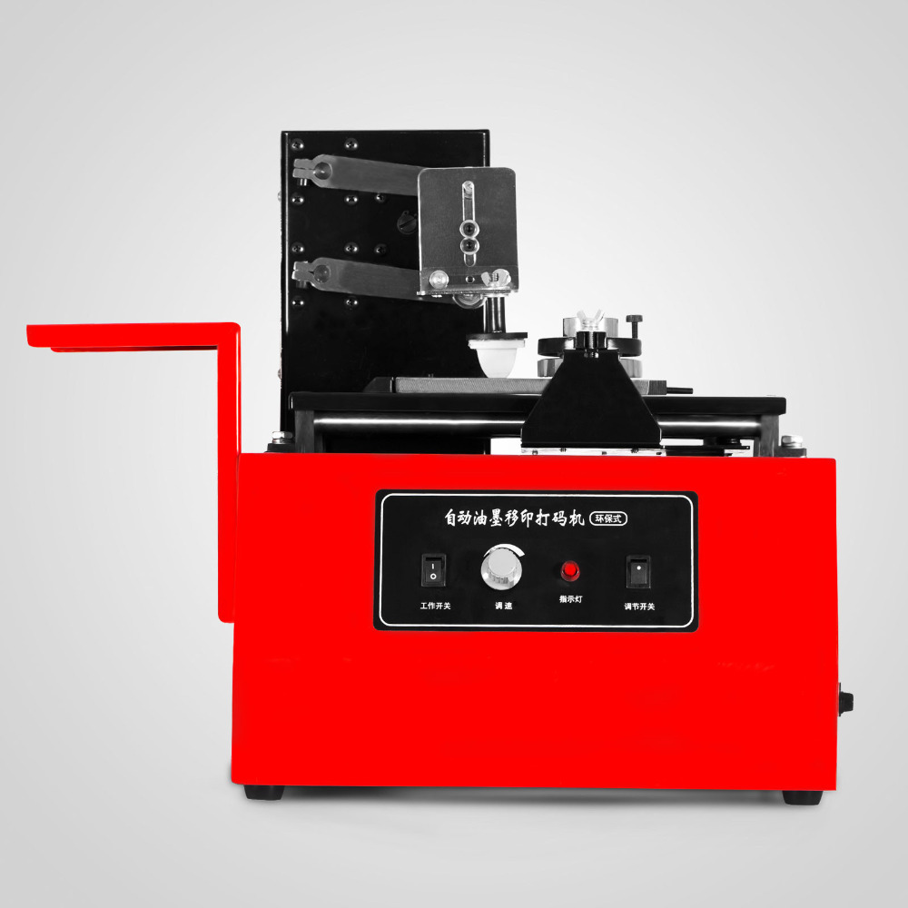 one color open ink pad printer machineone color open ink pad printer machine
