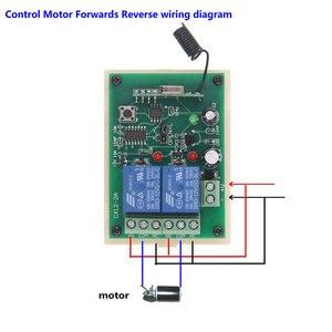 Image 5 - نظام مفتاح تحكم عن بعد لاسلكي 3000 متر لمسافة طويلة تيار مستمر 12 فولت 24 فولت 2 CH 2CH RF ، جهاز إرسال + مستقبل ، 315/433 ميجاهرتز