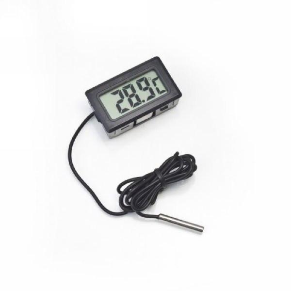Mini Digital LCD Indoor Convenient Temperature meter Thermometer Gauge -50-110C недорого