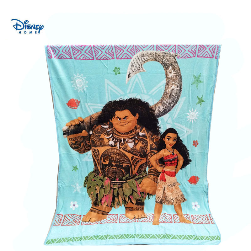 disney moana blanket throw for girl boy kids bedding Coral Fleece bed cover twin bedspread soft flhannel blanket thin summer new