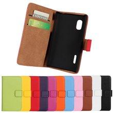 Чехол с откидной крышкой для LG Optimus L5 E610 E612, чехол-кошелек, кожаная сумка для мобильного телефона, аксессуары, Capinhas Fundas Para Для LGOptimusL5
