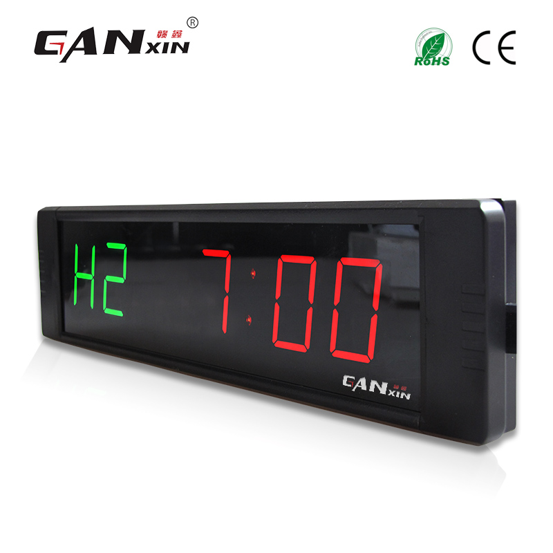 Ganxin Remote Control Led Fitness boxing Timer gym timer