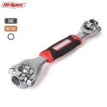 Hi-Spec 48 in 1 Torque Wrench Multitools Tiger Key Tool Universal Socket Spanner Torquimetro Anahtar Takimlari