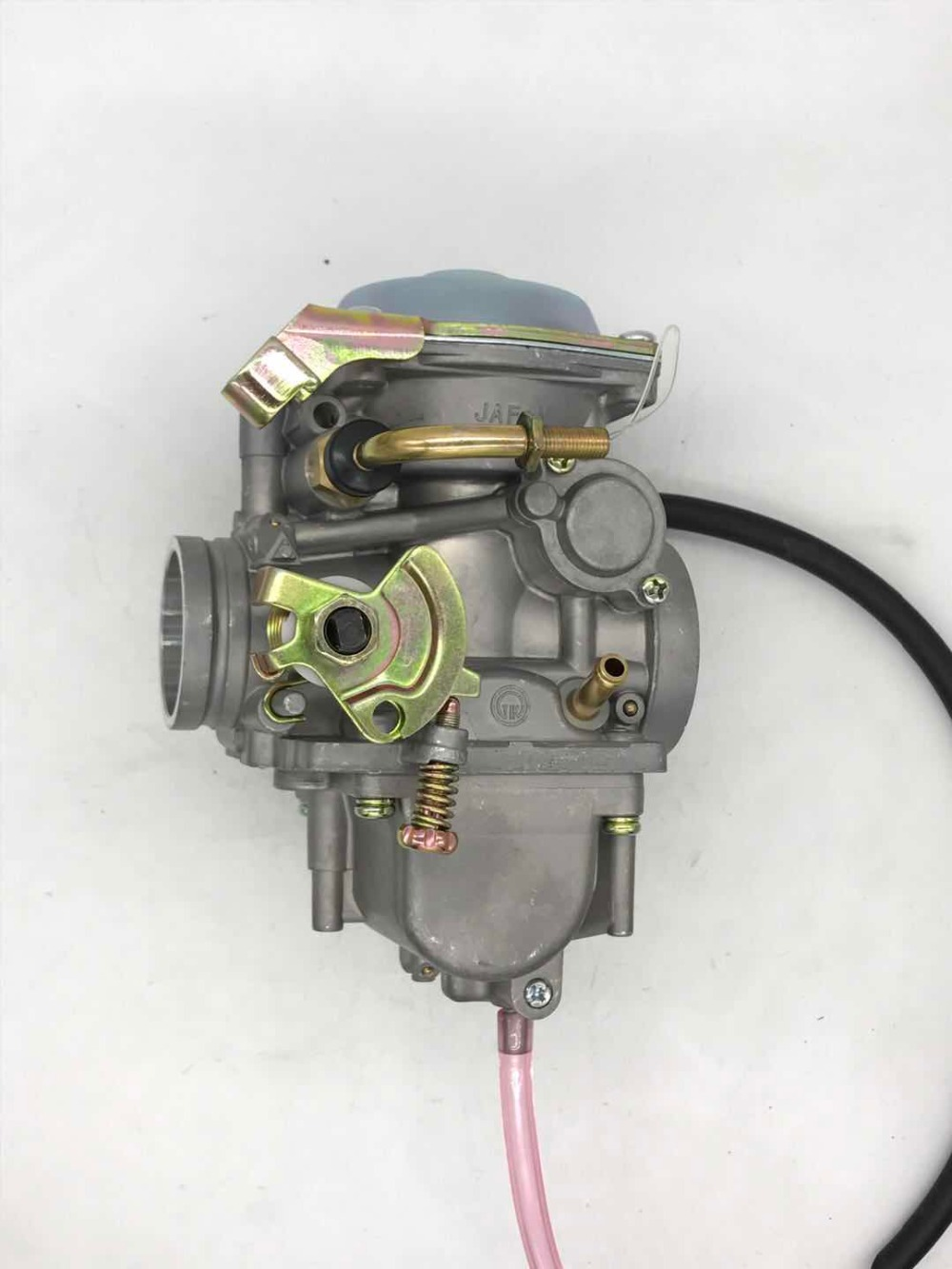 34mm Carburetor for Roketa ATV 11 JIANSHE JS400 Mountain Lion 400cc Polaris Ranger 500 ATV YAMABUGGY 34mm carburetor for roketa atv 11 jianshe js400 mountain lion 400cc