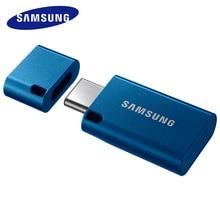 Samsung флешка 64 г USB3.1 Мини прямоугольник флэш-диск Тип-C до to150MB/S Пластик U диск для ПК Тетрадь телефон u-накопитель