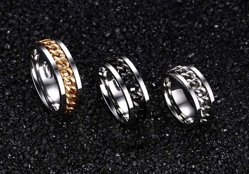 Cool Mens Stainless Rings