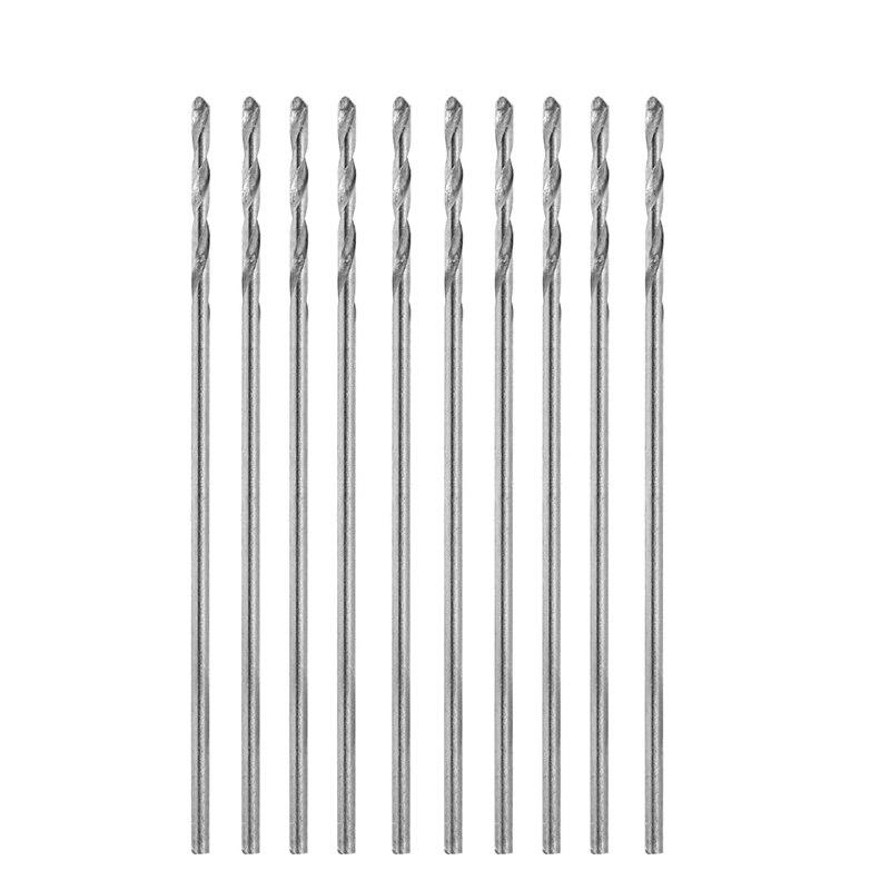 10 шт./компл. Многофункциональный крошечные микро HSS 0.6 мм хвоствик бурения бит