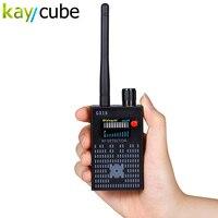 2017 Anti Sans Fil Caméra Détecteur Gps Rf Mobile Téléphone Signal détecteur Dispositif Tracer Finder 2G 3G 4G Bug Finder Radio détection