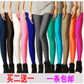 2014 candy color legging neon color ankle length trousers neon legging female spring and summer thin