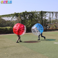 free shipping inflatable bubble soccer, inflatable bubble football