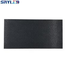 64x32 pikseli Panel 320x160MM czarny lampa LED P5 kryty SMD2121 P5 w pełnym kolorze modułu LED 1/16 skanowania