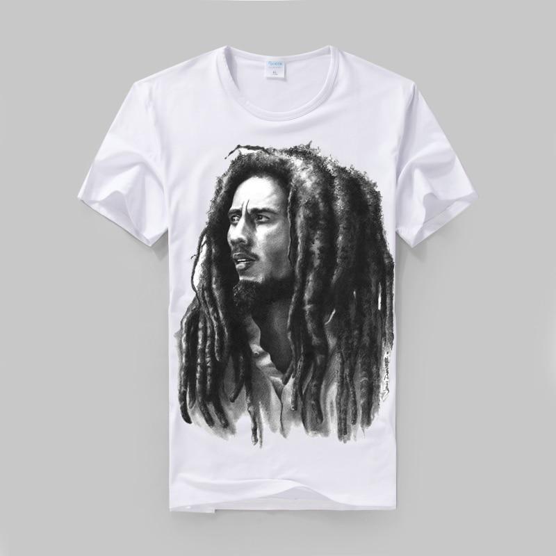 vadonatúj Bob Marley rasta fiú férfiak méret modális pamut - Férfi ruházat