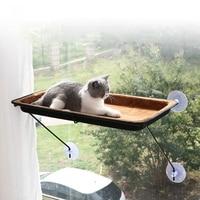 Pet Cats Suction Cup Window Beds Lounger Suction Hammock Cat Window shelf Cat Ferret Pet Home Supplies