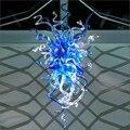 Рождественский подарок  боросиликатная ручная выдувная стеклянная люстра из муранского стекла