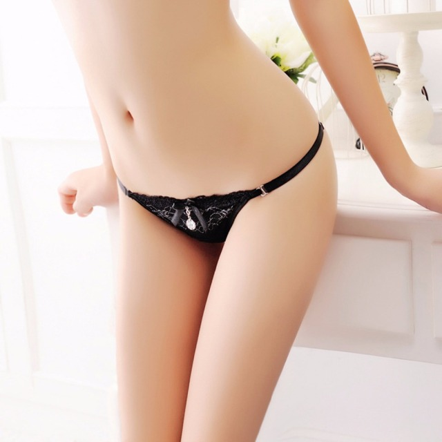 Women Sexy G String Fashion Triangle Underwear For Women Briefs Thongs Breathable Girl Panties Knickers