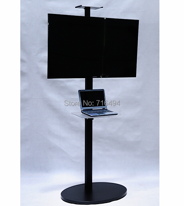Tradeshow multi section design makes trade show extra tall TV stand Video  Conference Stand  tradeshow. Tall Tv Stand