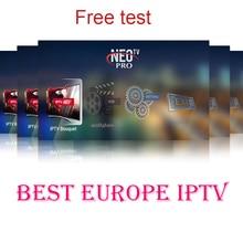 NEOpro Iptv subscription french arabic iptv smarter pro smart tv