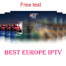 NEOpro Iptv subscription french arabic iptv smarter pro smart tv Europe italian polish spanish uk portugal sports channel
