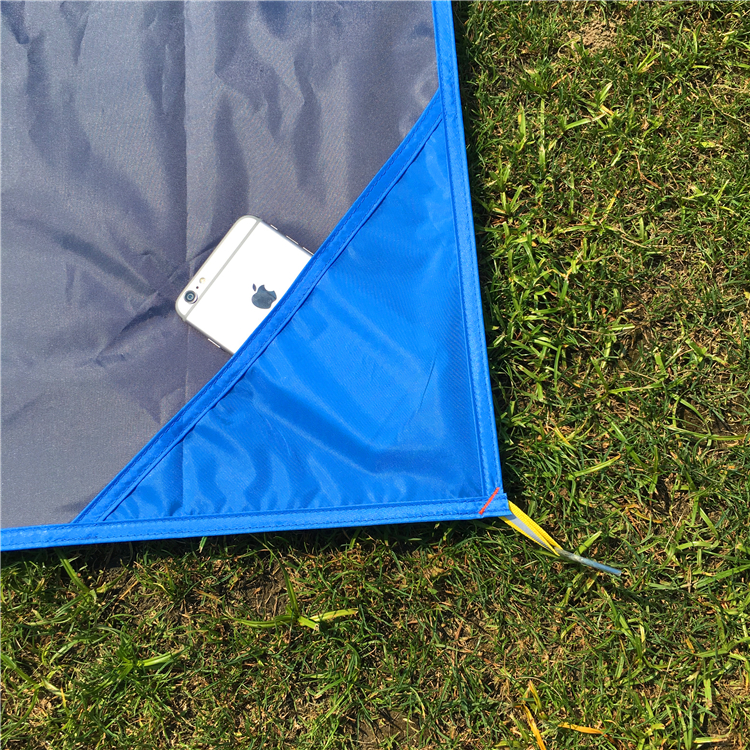 Hot Selling Oxford Fabric Waterproof Sunshade Shelter Tent CZX 176 footprintColorful Beach BlanketRain fly SheetBeach Mat-in Tents from Sports ... & Hot Selling Oxford Fabric Waterproof Sunshade Shelter Tent CZX ...