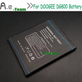 For DOOGEE DG800 Battery 100% NEW 2000mAh Backup Battery for DOOGEE DG800 Smartphone In Stock