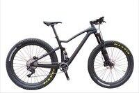 Эндуро велосипеды 29 полный углерода MTB Велосипедный Спорт Ши Мано XT 29er полный Подвеска углерода горный велосипед