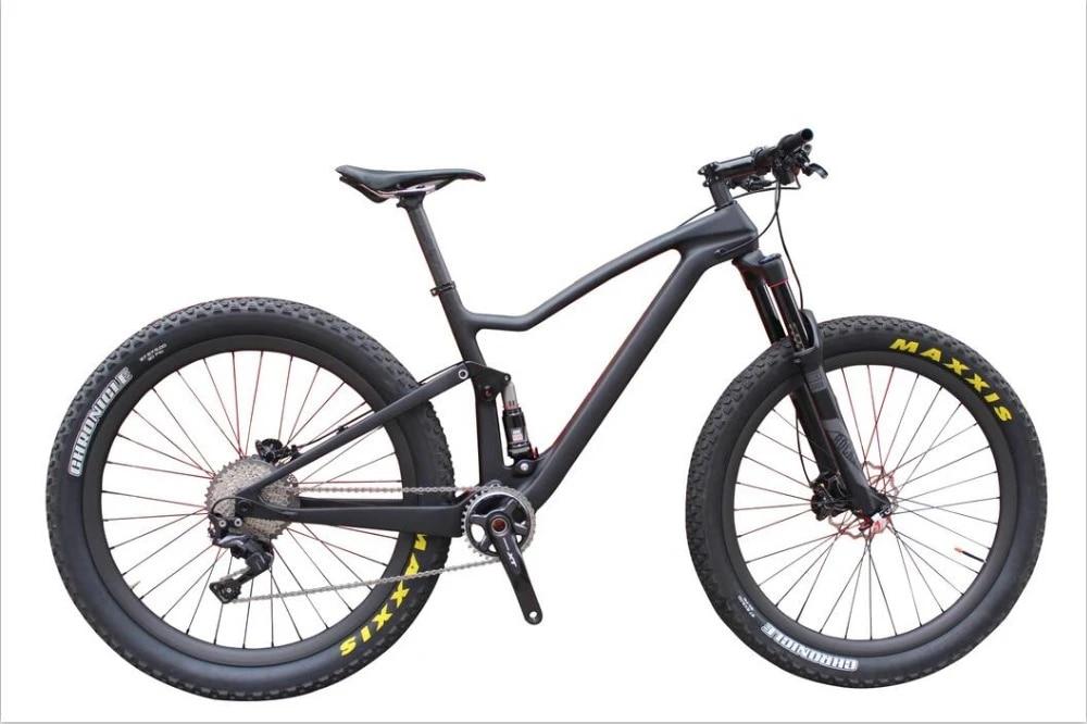 Pełne Zawieszenie Rowery Enduro 29 Kompletny Rower Górski Karbon Mtb Shi Mano Xt Mountain Bike Bike 29carbon Mountain Bike Aliexpress
