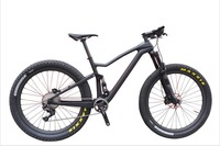 2018 Latest Enduro Bike 29er Full Suspension Carbon Mtb Bicycle XT Goupset 11s 29 Carbon Bicycle