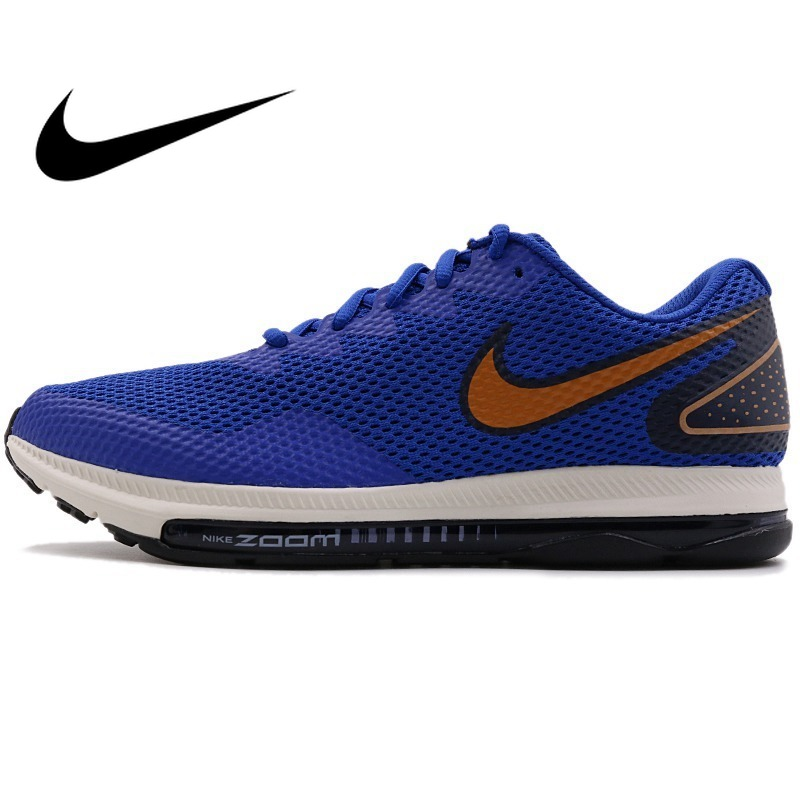 Original 2018 NIKE Zoom All Out Low Mens Running Shoes Sneakers athletics comfortable breathable Wear resistant sports ShoesOriginal 2018 NIKE Zoom All Out Low Mens Running Shoes Sneakers athletics comfortable breathable Wear resistant sports Shoes