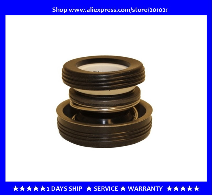 LX Pump mechnical Seal Kit - Pump shaft seal Hot Tub Spa Jacuzzi Motor fit SpaNet, Davey QB Spa Pumps, plus others.