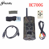 16MP 1080P Hunting Camera HC700G Night Vision Trail Cameras Trap 3G GPRS MMS SMS HD Hunting