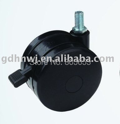 Wholesale Guaranteed 100%PA+Steel Furniture Caster A0910A wholesale Free shipping