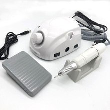 STRONG 210 35K MARATHON Champion 3 Micromotor SDE H20N Handpiece Electric Manicure Drill Set for manicure Nail Drill equipment
