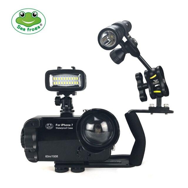 iphone 7 underwater camera case