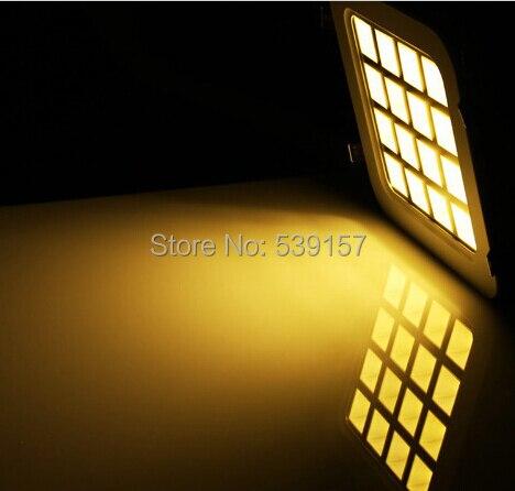 Бесплатная доставка 16 Вт LED Панель площадь встраиваемые потолочный светильник с закругленными углами для кухни и ванной освещения LemonBest