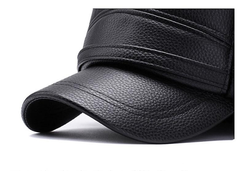 black leather ottoman 9396095241_517341466