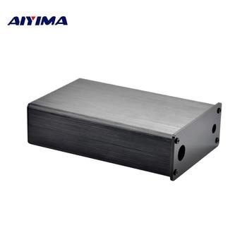 Aiyima 新 T12 OLED デジタルはんだごてステーションアルミシェルケースと電源 Iec ソケットスイッチアクリルフロントパネル Diy