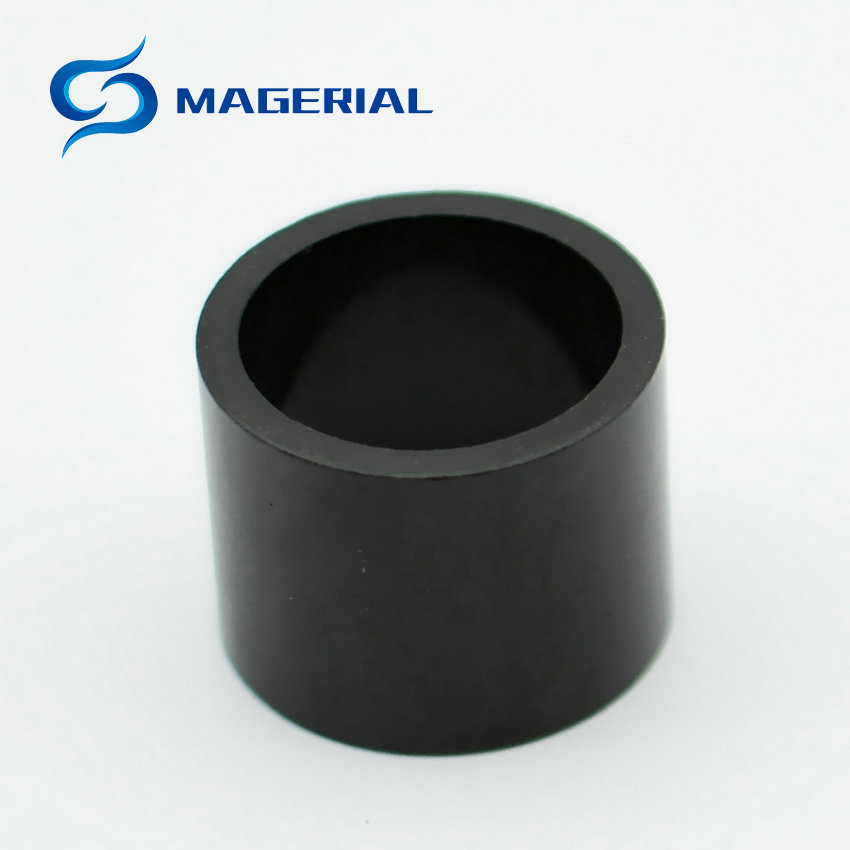 4-120pcs Bonded NdFeB Magnet Ring OD 26.2x21x35 mm  BN8 Diametrically 4 Poles Neodymium Permanent Magnets For Rotors Moto Mag 1 pack diametrically ndfeb magnet ring diameter 9 53x3 18x3 18 mm 3 8 1 8 1 8 tube magnetized neodymium permanent magnets