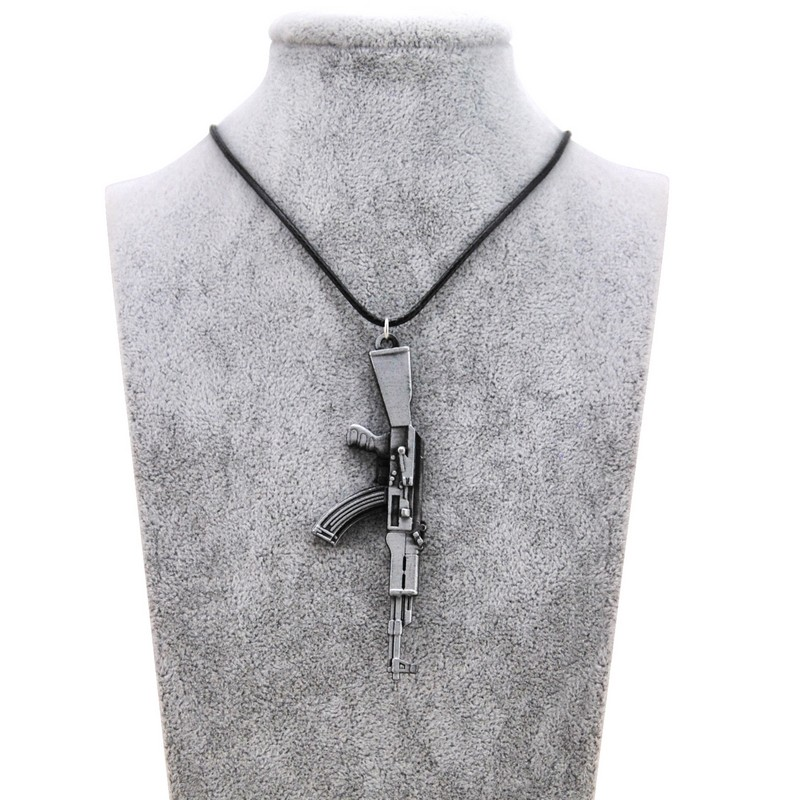 Daesar Stainless Steel Necklaces Mens Pendant Buddhist Relics 8 Snakes Black Silver Pendant Necklace
